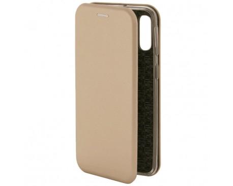Husa Flip Carte Samsung Galaxy A10 Gold [0]