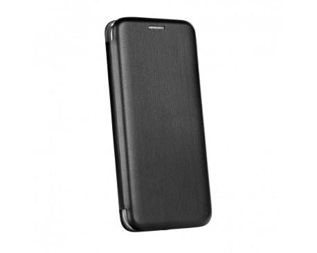 Husa Flip Carte Cu Magnet Lux Upzz Samsung Galaxy A20e Negru [0]