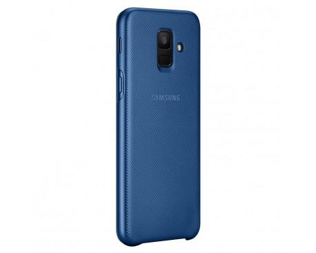 Husa Flip Wallet Samsung A6 2018 Blue [1]