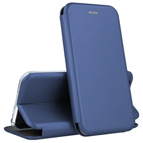 Husa Samsung Galaxy A10 Flip Case Elegance Blue 7