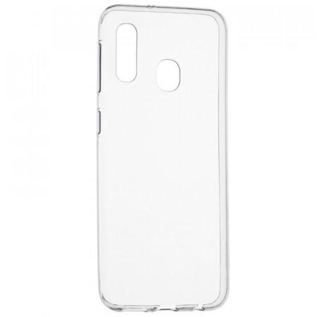 Husa Samsung Galaxy A20e TPU Transparent [0]