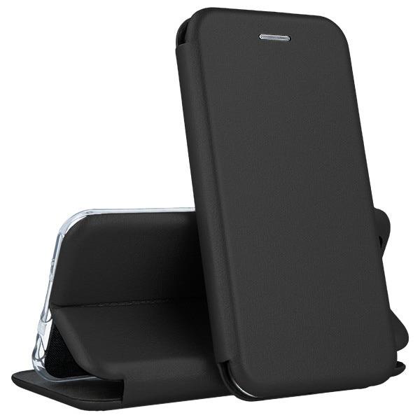 Husa Samsung Galaxy J4 Plus tip carte,neagra 1