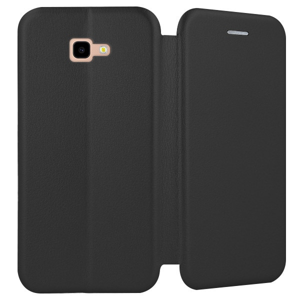 Husa Samsung Galaxy J4 Plus tip carte,neagra 0