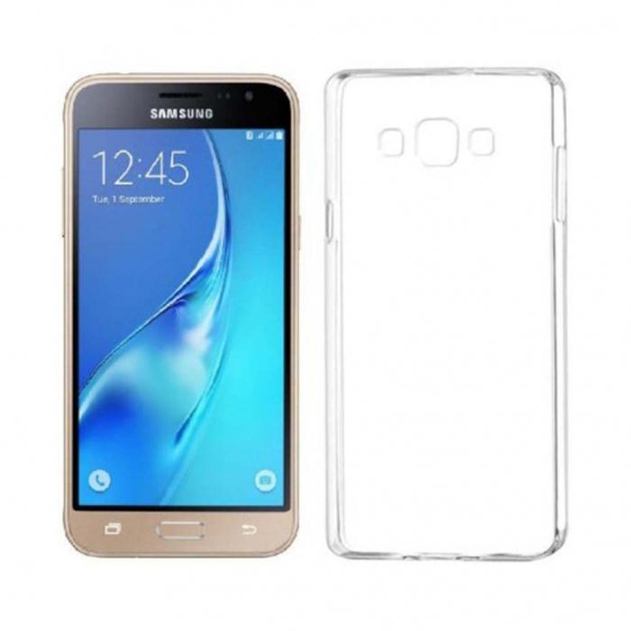 Husa Samsung Galaxy J5 silicon transparent [0]