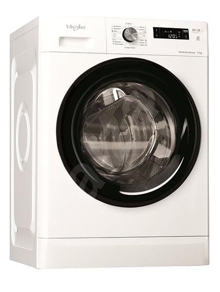 Masina de spalat rufe, Whirlpool FFS 7238 B EE, 7 kg, 1200 RPM, Clasa A+++, Alb 0