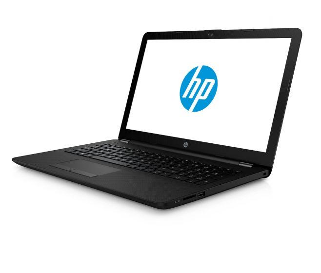 Laptop HP 15-RB017NQ, AMD Dual-Core A4-9120, 4 GB DDR4, 500 GB, FreeDOS, Negru 1