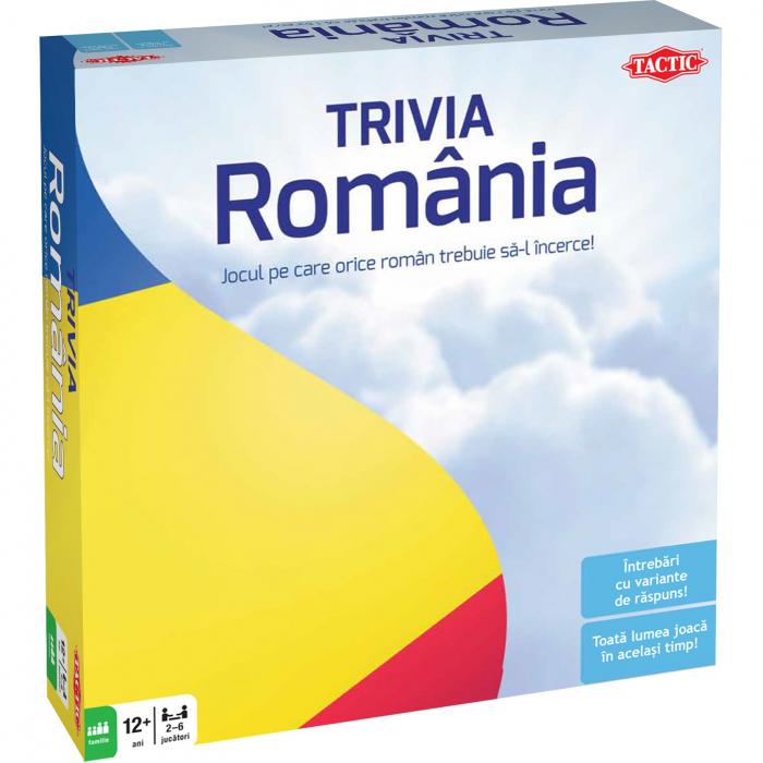Joc de societate Trivia, Romania [0]
