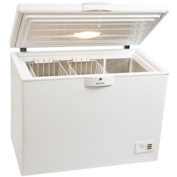 Lada frigorifica Arctic O30+, 298 l, Clasa A+, L 110.1 cm, Alb 1