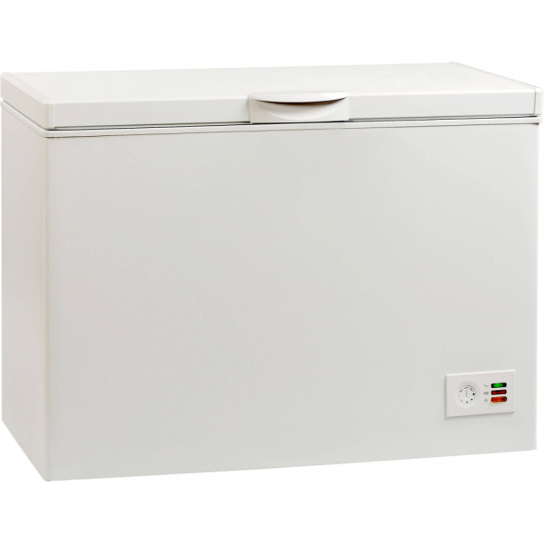 Lada frigorifica Arctic O40+, 360 l, Clasa A+, 2 cosuri, Yala, L 128.5 cm, Alb 0