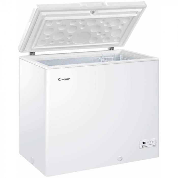 Lada frigorifica Candy CHAE 2032F, 198 l, Clasa F, Fast freezing, H 85 cm, Alb [1]