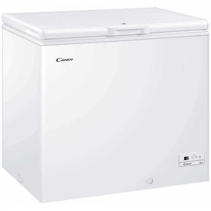 Lada frigorifica Candy CHAE 2032F, 198 l, Clasa F, Fast freezing, H 85 cm, Alb [0]