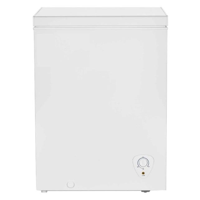 Lada frigorifica Freezy SC CF170 A+ Studio Casa , 142 l, Clasa energetica A+, Functioneaza la temperaturi exterioare sub 0°C, Alb [2]