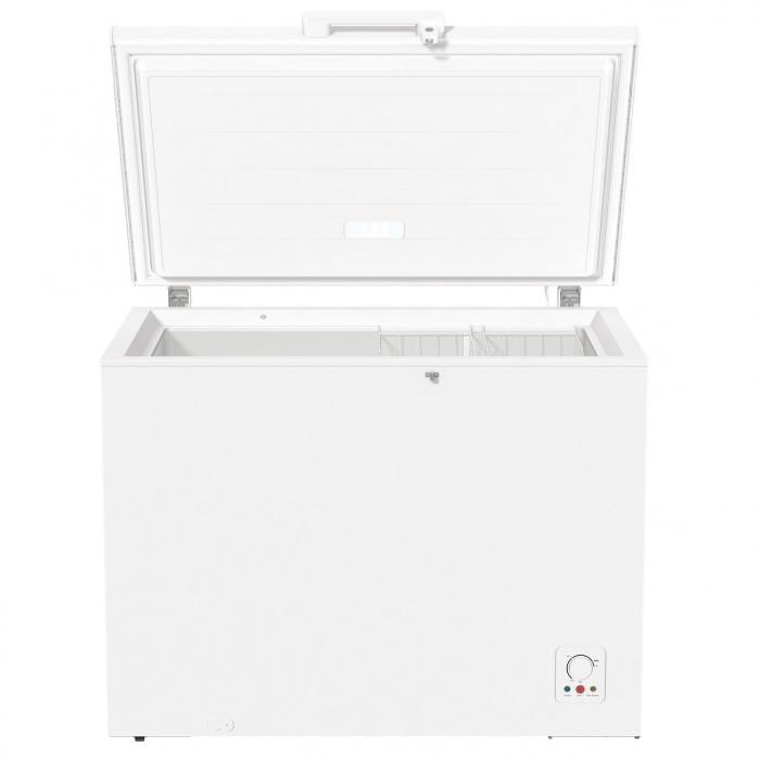 Lada frigorifica Gorenje FH301CW, A+, 303 l, 2 cosuri, Alb 2
