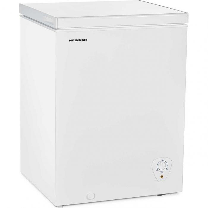 Lada frigorifica Heinner HCF-H145F+, 142 l, Clasa A+, Alb 1