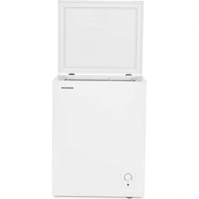 Lada frigorifica Heinner HCF-H145F+, 142 l, Clasa A+, Alb 2
