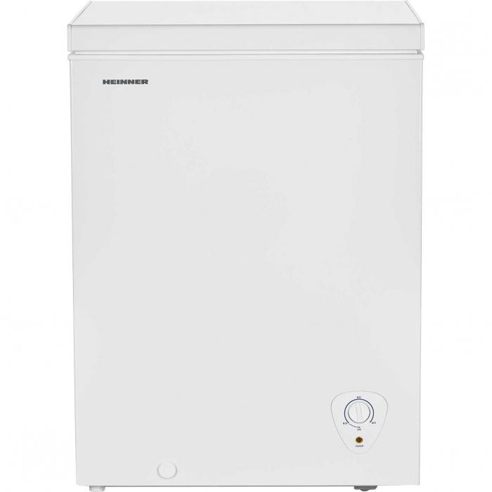Lada frigorifica Heinner HCF-H145F+, 142 l, Clasa A+, Alb 0