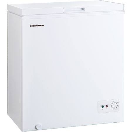 Lada frigorifica Heinner HCF-M142CF+, 142 l, Clasa A+, Control mecanic, Alb 0