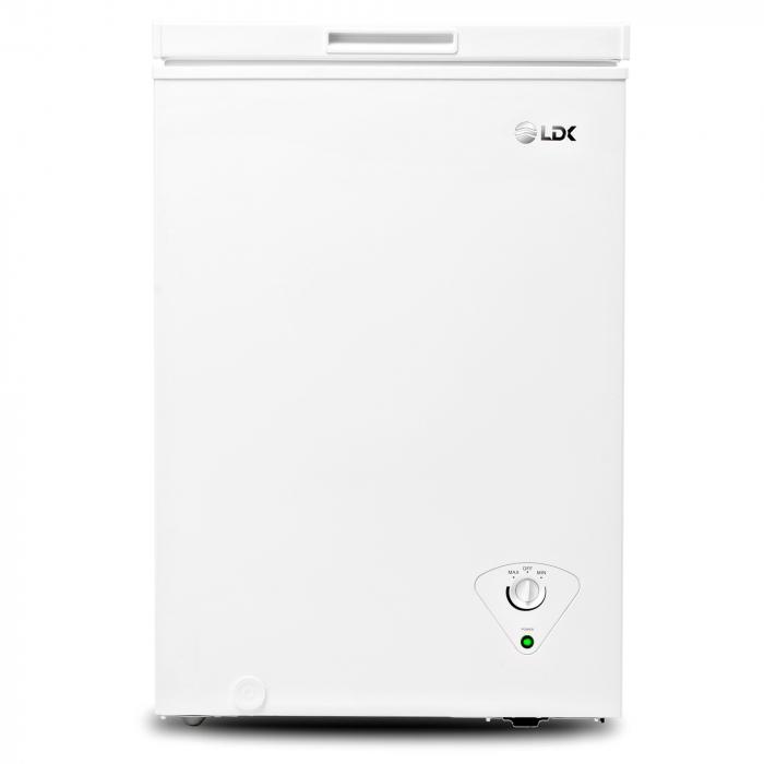 Lada frigorifica LDK BD 100, Clasa A+, Capacitate 99 L, 5 ani garantie, Alb [0]