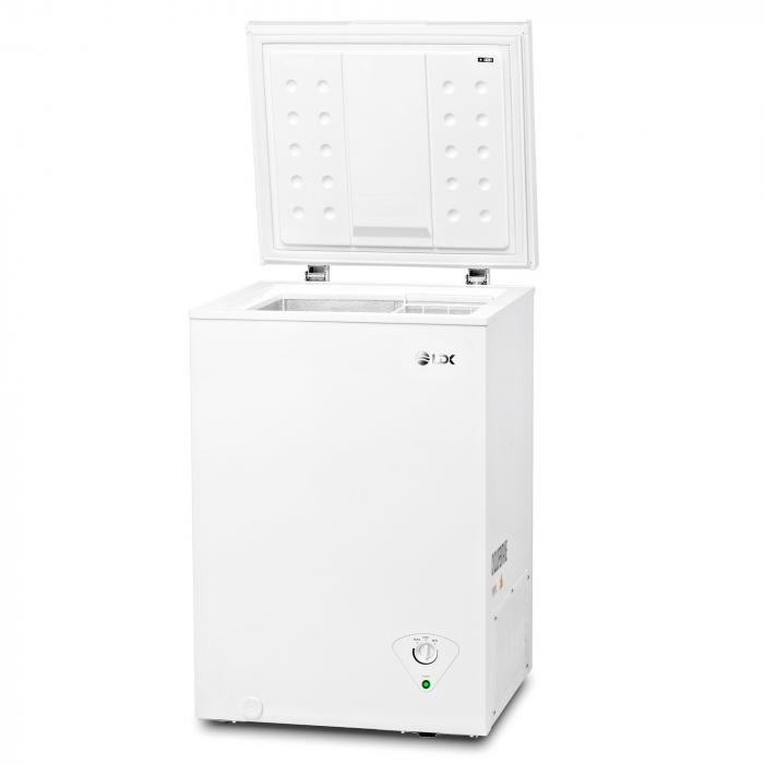 Lada frigorifica LDK BD 100, Clasa A+, Capacitate 99 L, 5 ani garantie, Alb [2]