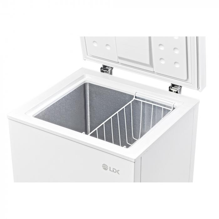 Lada frigorifica LDK BD 100, Clasa A+, Capacitate 99 L, 5 ani garantie, Alb [4]