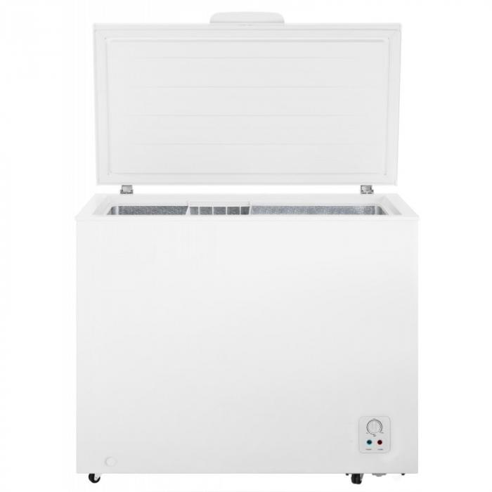 Lada frigorifica Studio Casa Freezy SC CF260 A+ , 245 l, Clasa energetica A+, Functioneaza la temperaturi exterioare sub 0°C, Alb [1]