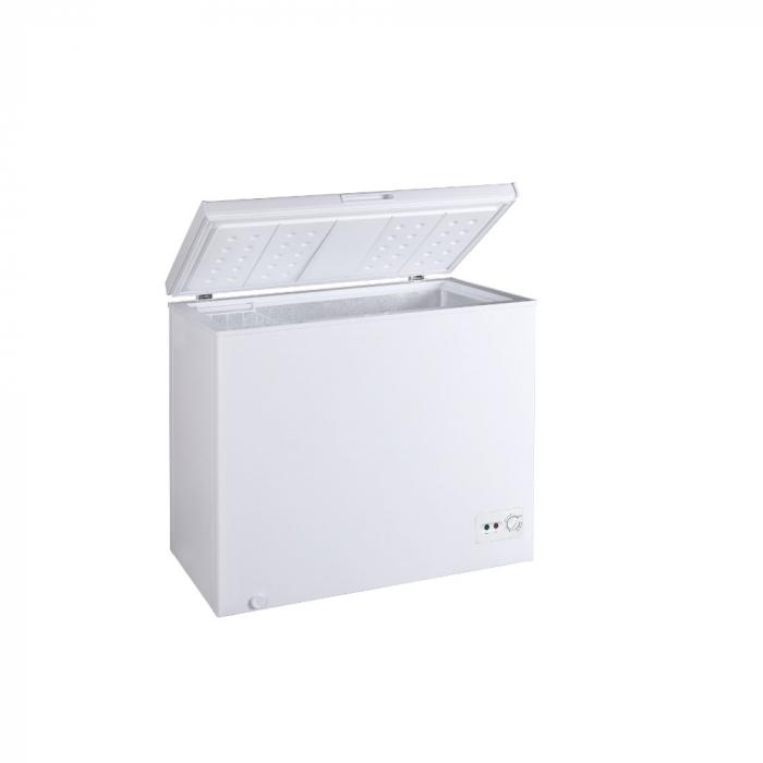 Lada frigorifica Studio Casa Freezy SC CF260 A+ , 245 l, Clasa energetica A+, Functioneaza la temperaturi exterioare sub 0°C, Alb [0]