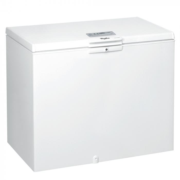 Lada frigorifica Whirlpool WHE31352 FO, 311 L, Frost Out, 6th Sense, Alb 0