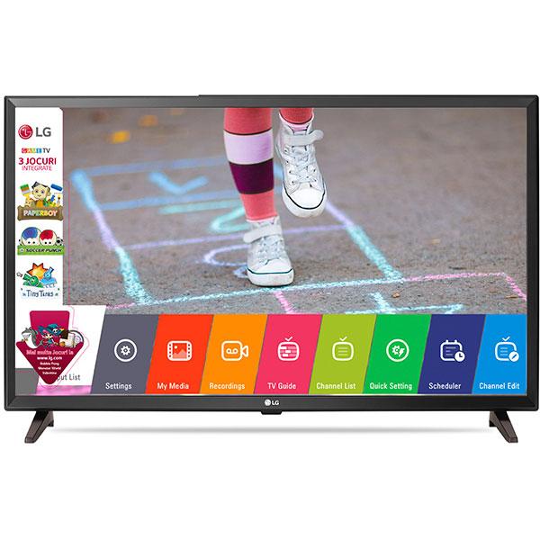 Televizor LED Game TV LG, 80 cm, 32LK510BPLD, HD 0