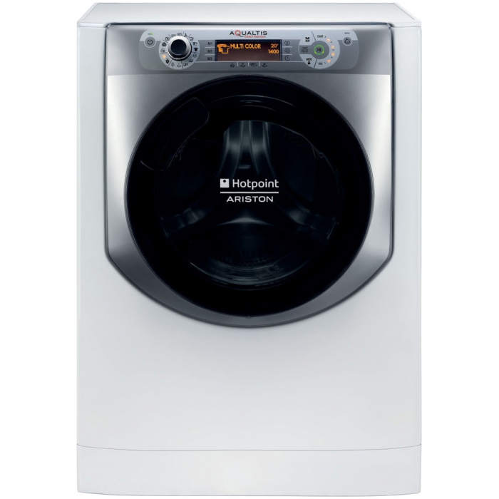 Masina de spalat rufe Aqualtis Hotpoint Direct Injection AQ105D49D, 10 kg, 1400 RPM, Clasa A+++ 0