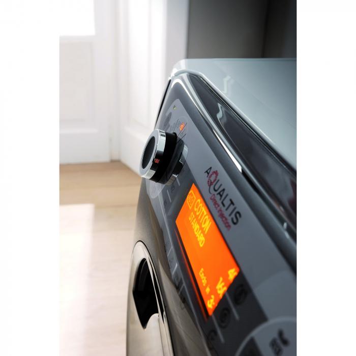 Masina de spalat rufe Aqualtis Hotpoint Direct Injection AQ105D49D, 10 kg, 1400 RPM, Clasa A+++ 5