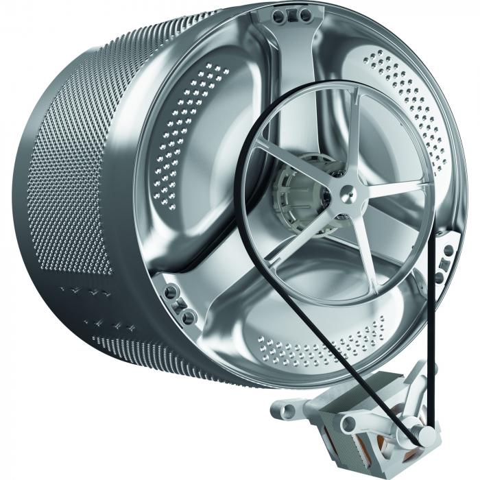 Masina de spalat rufe Aqualtis Hotpoint Direct Injection AQ105D49D, 10 kg, 1400 RPM, Clasa A+++ 3