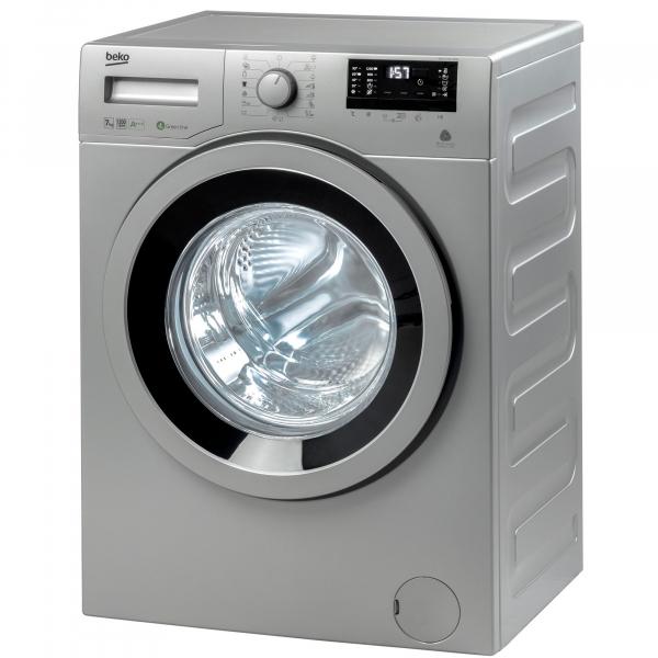 Masina de spalat rufe Beko WKY71233LSYB2, 1200 RPM,7 kg, Clasa A+++, Argintiu 1