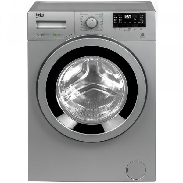 Masina de spalat rufe Beko WKY71233LSYB2, 1200 RPM,7 kg, Clasa A+++, Argintiu 0