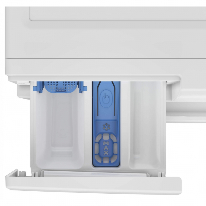 Masina de spalat rufe cu uscator Beko HTV8636XS0, Spalare 8 kg, Uscare 5 kg, 1200 RPM, HomeWhiz,SteamCure, IonGuard, Clasa A, Motor ProSmart Inverter, Wash & Wear, BabyProtect,Downloaded Cycle, Alb 4