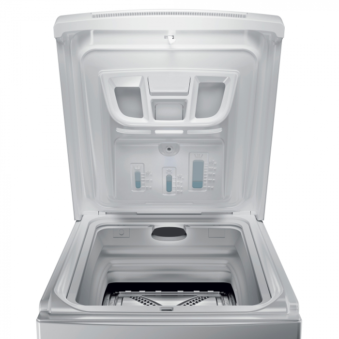 Masina de spalat rufe independenta cu incarcare verticala Whirlpool: 7,0kg - TDLR 7220SS EU/N [5]