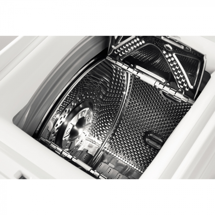 Masina de spalat rufe independenta cu incarcare verticala Whirlpool: 7,0kg - TDLR 7220SS EU/N [4]