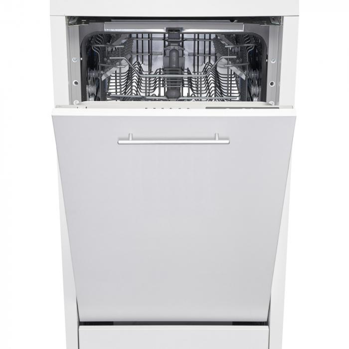 Masina de spalat vase incorporabila Heinner HDW-BI4506A++, 10 seturi, 6 programe, Clasa A++, Control electronic, Display LED, 45 cm 0