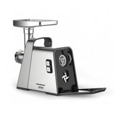 Masina de tocat Heinner HighPro 1800 MG-Y1800X, 180W, functie reverse, 3 site de taiere, accesoriu de rosii si carnati, Argintiu [0]