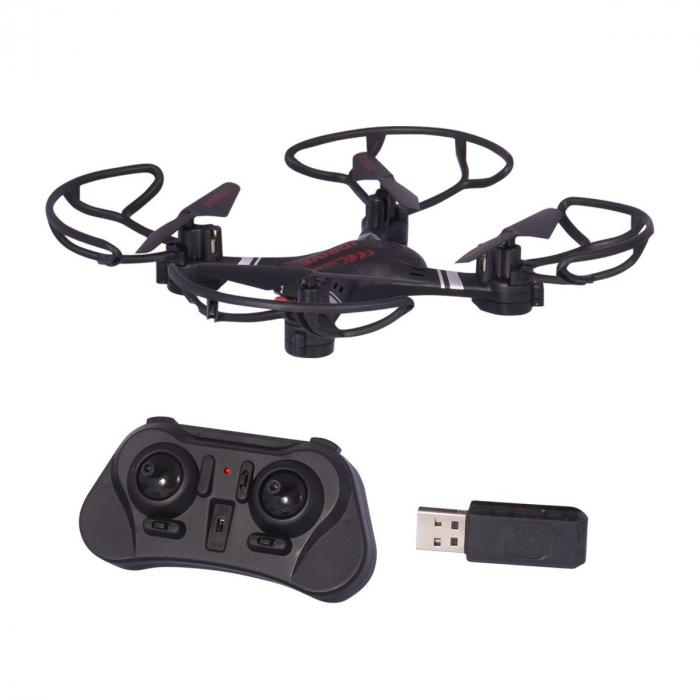 Mini drona cu telecomanda Noriel iDrive,18 cm [0]