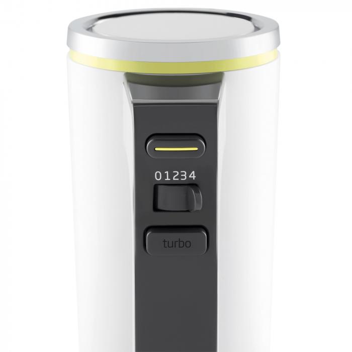 Mixer cu bol Beko Foodster HMM7422W, 425W, Bol 3 L, 4 viteze+Turbo, Alb 1