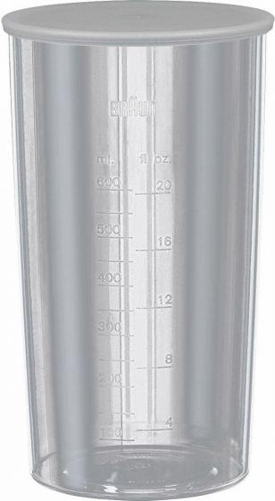 Mixer vertical MQ523 Braun, Putere 600 W, 2 trepte de viteza 2