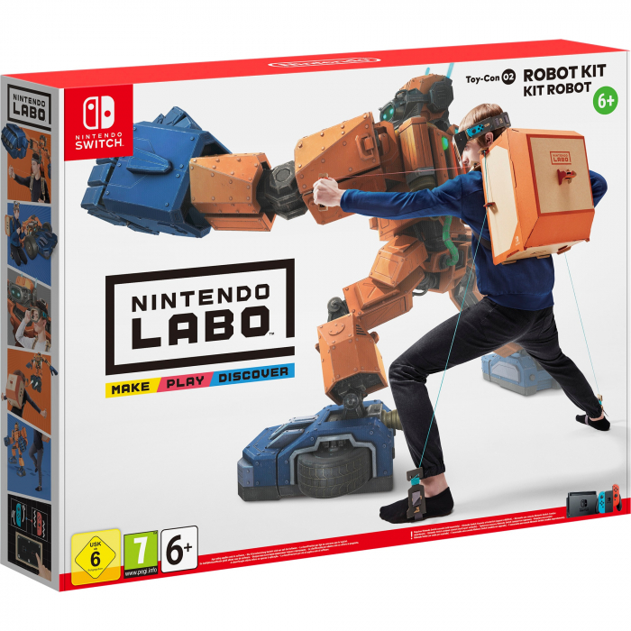Nintendo LABO - Robot Kit 0