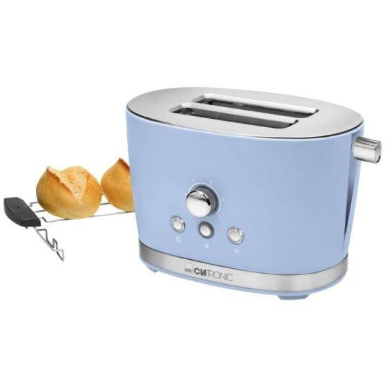 Prajitor de paine TA 3690 Clatronic, Albastru [1]