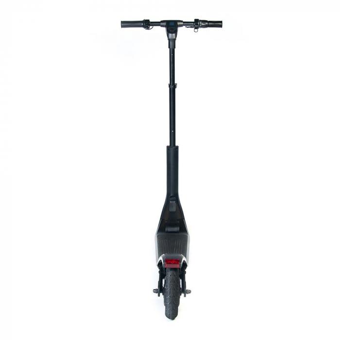 Trotineta electrica Freewheel Rider T1, Viteza 20 km/h, Autonomie 25 km, Motor 300W, Aplicatie smartphone, Roti gonflabile 8 inch, Negru 2