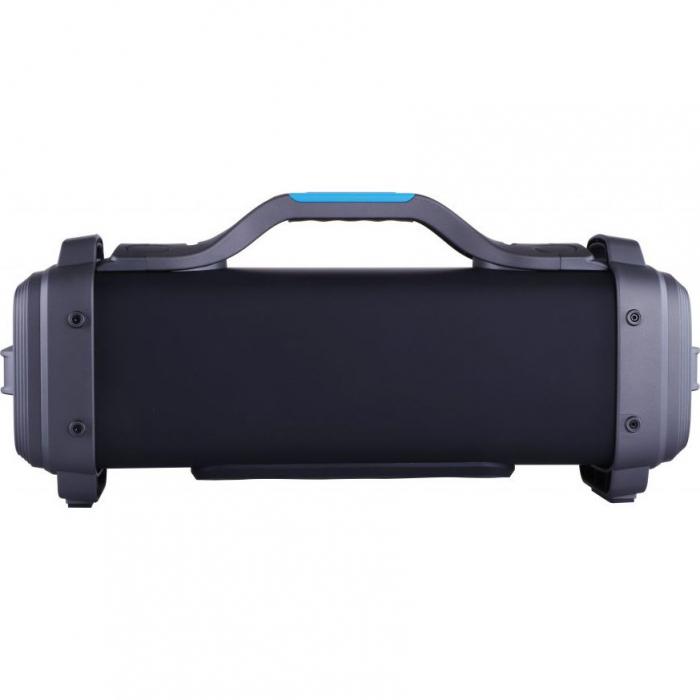 Boxa portabila AKAI ABTS-SH01 cu patru difuzoare super blaster , cu functie Karaoke ,Bluetooth , USB , Aux-in 3.5mm , Baterie reincarcabila [3]
