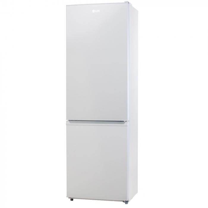 Combina frigorifica LDK CF 278 W, Clasa A+, Capacitate 271 l, Alb 1