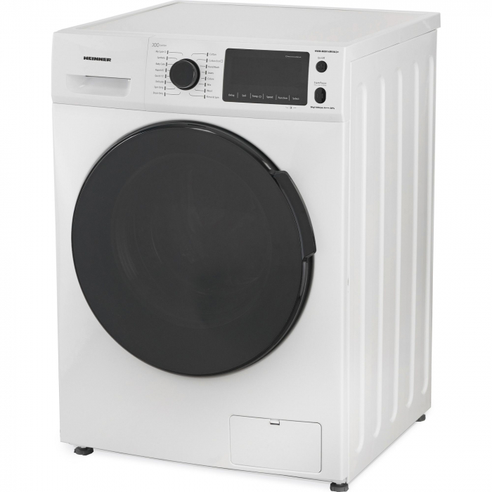 Masina de spalat rufe Heinner HWM-M0914INVA3+,9 kg, 1400 RPM, Clasa A+++, Motor Inverter, Display LED, Alb 2