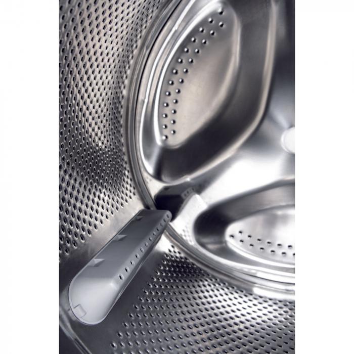 Masina de spalat rufe Slim Whirlpool FreshCare+ FWSL61052W EU, 6 kg, 1000 rpm, Clasa A++, Alb 3