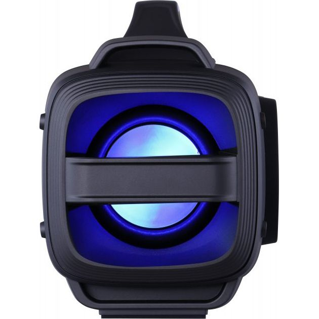 Boxa portabila AKAI ABTS-SH01 cu patru difuzoare super blaster , cu functie Karaoke ,Bluetooth , USB , Aux-in 3.5mm , Baterie reincarcabila [6]