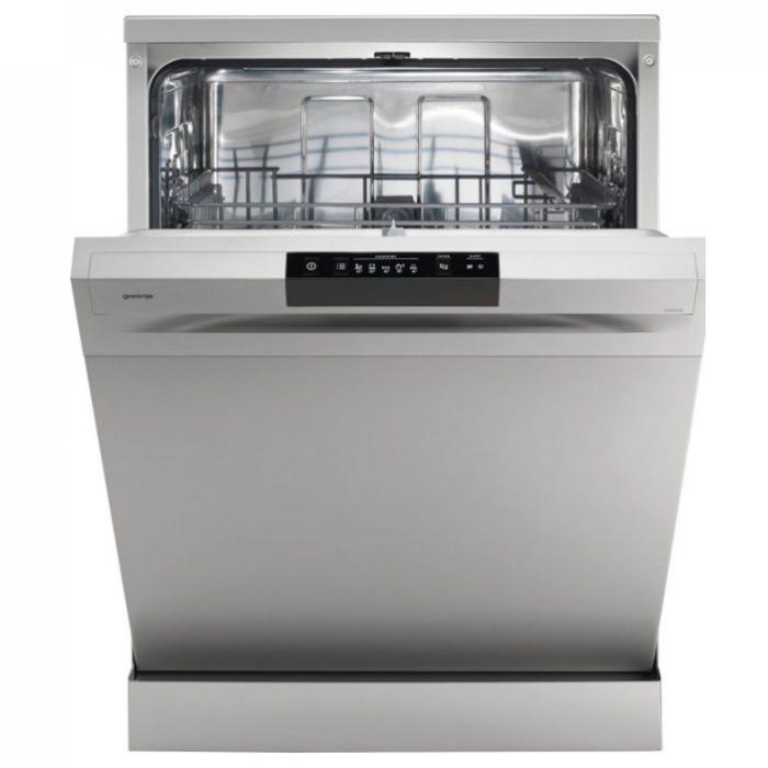 Masina de spalat vasele autonoma Gorenje GS62010S, Clasa energetica A++, Interior din inox 1